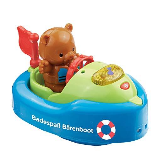 VTech 80-151704 - Badespaß Bärenboot
