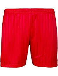 Kids Children Boy Girl BRITWEAR PE School Football Sport Shade Stripe Gym Shorts