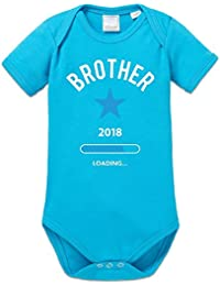 Brother Loading 2018 Baby Strampler by Shirtcity
