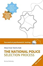 Succeed at Psychometric Testing: Practice Tests for the National Police Selection Process 2nd Edition (SPT)