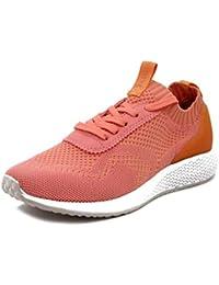 Amazon.it  ROSSO CORALLO - Sneaker   Scarpe da donna  Scarpe e borse fbdbfb4e61a