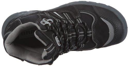 BAAK Sports , Bottines mixte adulte Noir (schwarz/schwarz/silber)