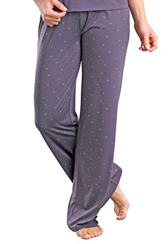 Dames de qualité luxe salon XL & costume Pyjamas taille petit moyen grand purple