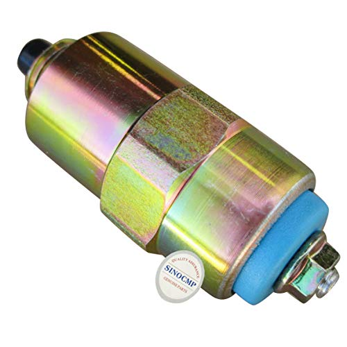 7167–620 A 7167–620B 9009–049 Arrêt solénoïde – Sinocmp Excavatrice d'injection de carburant Cut-off solénoïde DPA DPS CAV Lucas de pièces de rechange.