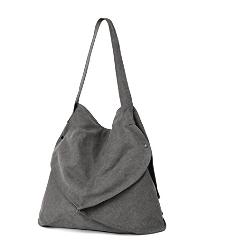 Generic - Sacchetto unisex adulti Grey