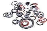 RMB 40er Set Guarnizioni O di anelli per rubinetto, Boiler, pompe, tubi