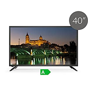 'TV LED Full HD TD SYSTEMS 40 pouces Full HD k40dls6 F (Résolution 1920 * 1080/VGA 1/HDMI USB 3/EUR 1/2) Écran LED Full HD