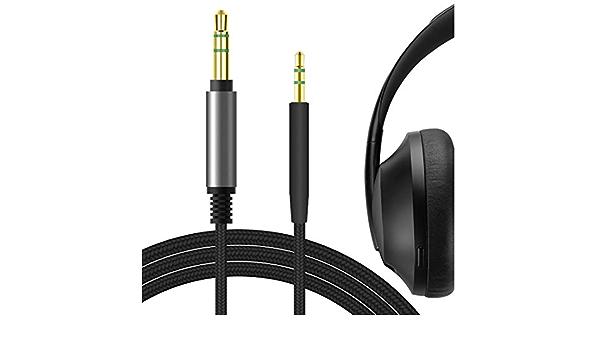 Geekria Upgrade Audiokabel Für Bose Noise Cancelling Kopfhörer 700 Nch700 Quietcomfort 35 Ii Qc35 Qc25 Soundtrue Kopfhörer 2 5 Mm Auf 3 5 Mm Stecker Ersatz Stereo Kabel 1 5 M Gewerbe Industrie Wissenschaft