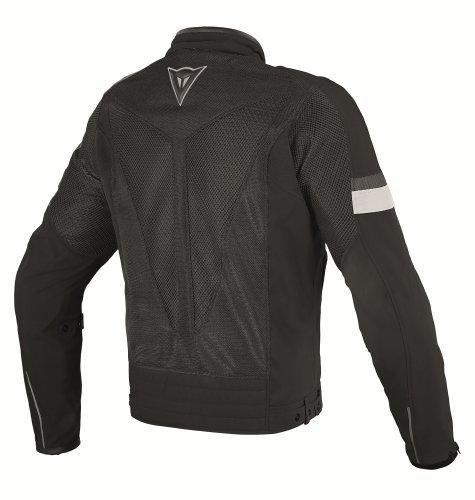 Dainese G. Air-Frame Tex Textile Motorradjacke, Schwarz/Weiss, 52 - 2
