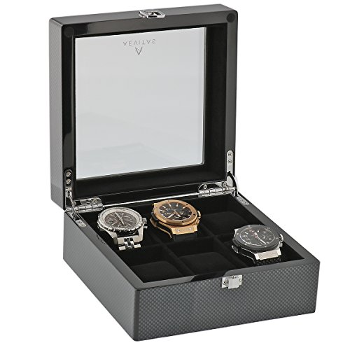 carbon-fibre-watch-collectors-box-for-6-wrist-watches-by-aevitas