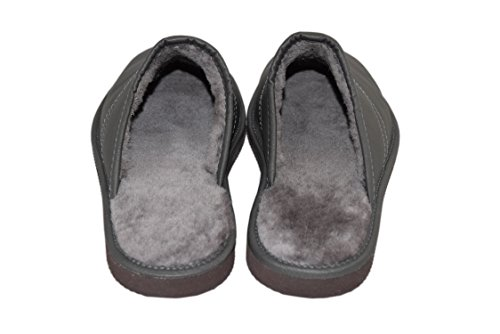Natleat Slippers  121F, Chaussons pour homme Marron marrón Marron - Marrón - marrón