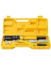 VOLTZ Hydraulic Wire Terminal Crimper Range16300mm2 Pressur