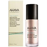 AHAVA età Time to Smooth siero schiarente e rinnovo di controllo 30 ml