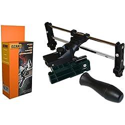 OZAKI 9302034 Affûteuse manuelle pour chaîne de tronçonneuse F3432