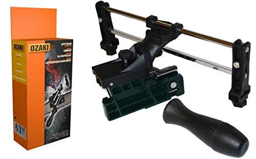 OZAKI 9302034 Rectificadora manual para motosierra F3432