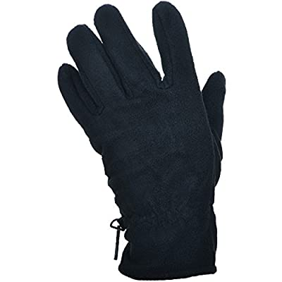 etirel Zabidjan Handschuhe leichte Fleecehandschuhe Schwarz von Intersport bei Outdoor Shop