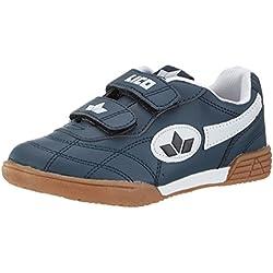 Lico Bernie V - Zapatillas deportivas para interior de material sintético infantil, color azul, talla 30
