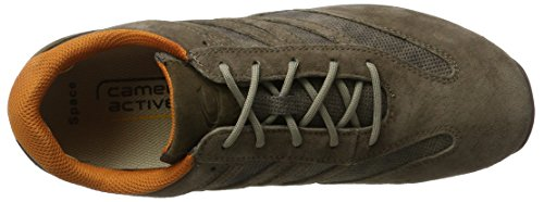 camel active Herren Space 28 Low-Top Braun (peat/mushroom 02)