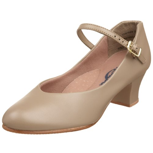 capezio-550-tan-55l-uk-75l-us