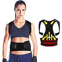 YEFIDER Haltungskorrektur, Geradehalter zur Haltungskorrektur, Haltungstrainer, Schulter- und Rückenstütze