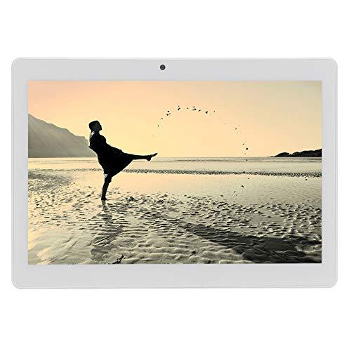 Tablette 10.1 Zoll Android, HD Tablette beweglicher Metallfall Tablette PC mit Doppelkamera 16G Bluetooth WiFi Tablette stützen externen Zugang zur Tastatur und zur Maus(Gold) (Nextbook Für Mäuse)