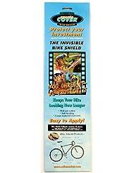 BikeShield - Juego de películas protectoras adhesivas para bicicleta