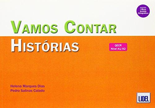 Vamos Contar Historias: Book (Segundo o Novo Acordo Ortografico)