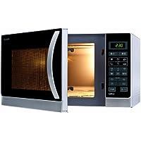 Sharp R742INW - Microondas grill, 25 l, control táctil, 1000 W