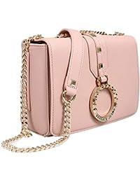 39e12c3a8 Versace Bag, bolso bandolera para Mujer, 6x16x22 centimeters (W x H x L