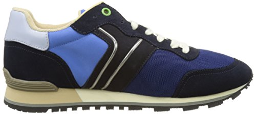 Boss Green Parkour_runn_nymx 10191435 01, Sneakers Basses Homme Bleu (Medium Blue 420)