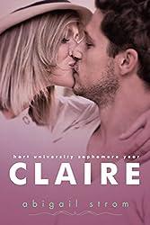 Claire (Hart University Book 2)