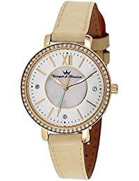 Reloj YONGER&BRESSON para Mujer DCP 049S/BE