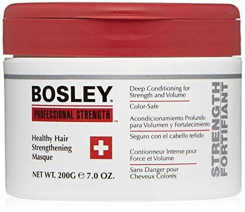 Bosley Professional Strength Healthy Hair Strengthening Masque-200g/7oz