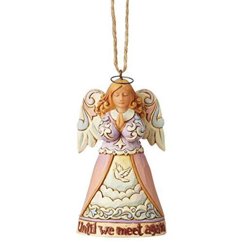 Heartwood Creek by Jim Shore Mini Bereavement Angel Hanging Ornament -