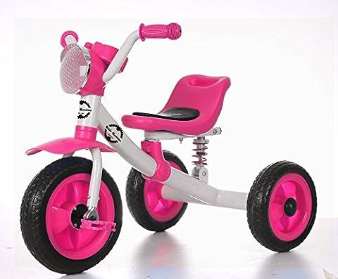 Little Bambino Kids Pedal Trike Stroller Bike for Child and