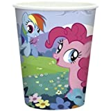 Amscan 266 ml My Little Pony Cups Party Accessory