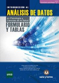 Formulario y Tablas de Introducción al Análisis de Datos: en Psicología y Ciencias de la Salud