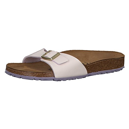 BIRKENSTOCK Madrid BF Lack Two Tone Cream Pink 40