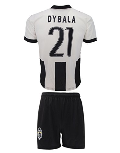 kit-complete-t-shirt-jersey-futbol-juventus-paulo-dybala-21-replica-authorized-adult-child-8-years