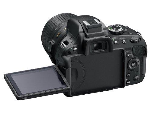 Nikon D5100 SLR-Digitalkamera Gehäuse_4
