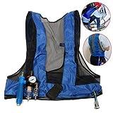 Atoz prime Vortex Tube Air Conditioner Waistcoat Compressed Air Cooling Vest Welding Steel