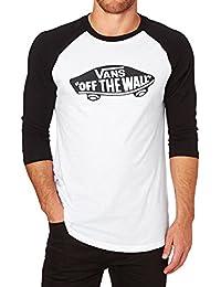 Vans Herren, T-Shirt, OTW Raglan