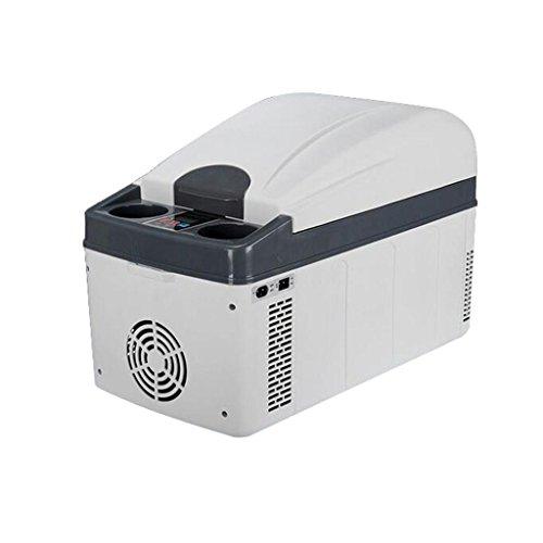 Preisvergleich Produktbild 20L Dual-Core-Auto-Kühlschrank Mini-Kühlschrank Mini-Home-Office-Studenten Unterkunft heißen und kalten Box