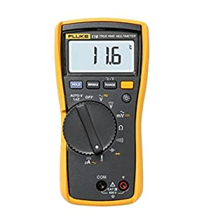 Fluke 116 HVAC Multimeter with Temperature and Microamps (B000NI69YA) | Amazon price tracker / tracking, Amazon price history charts, Amazon price watches, Amazon price drop alerts