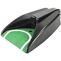 heling896 Golf Automatic Ball Return, Putter Exerciser Electricidad Artículos para el hogar Práctica de Gravedad