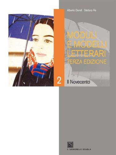 Moduli e modelli letterari. Per gli Ist. professionali: 2