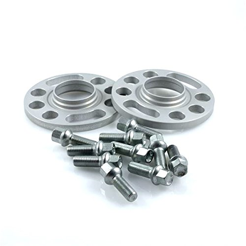 TuningHeads/Eibach .0429115.DK.S-90-11-005-1453703 Spurverbreiterung, 22 mm/Achse + Kugelbundradschrauben, 22 mm/Achse