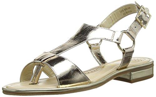 Van Dal Lee, Women Wedge Heels Sandals, Gold (Gold), 4 UK (37...