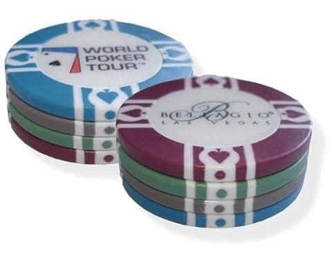 Original World Poker Tour - Bellagio - Card Guards (Sammler Casino Chips)
