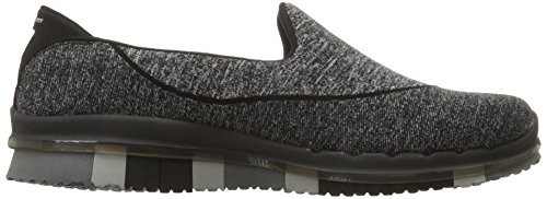 Skechers (SKEES) Go Flex, baskets sportives femme Noir